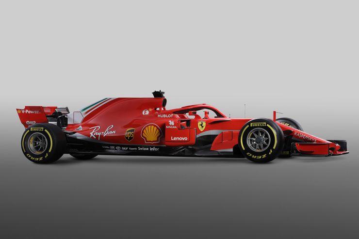 Ferrari ohne Fahrer
