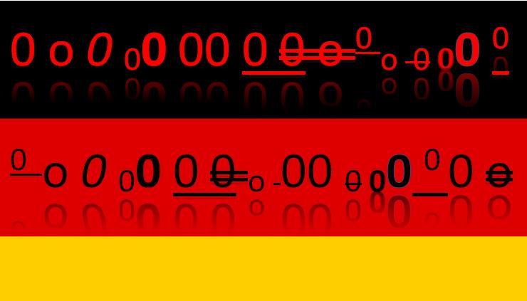 Von roten und schwarzen Nullen – eine Polemik