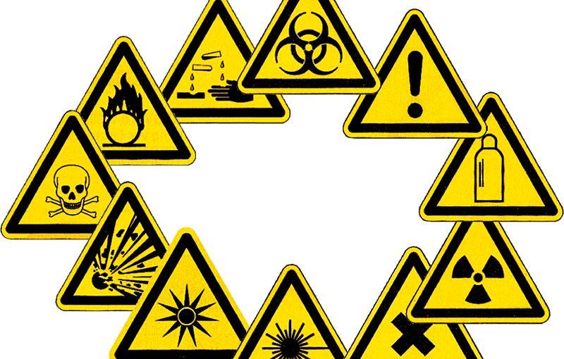 Gefahr für Leib und Leben vermeiden