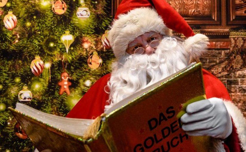 Erzähl keinen vom Weihnachtsmann…